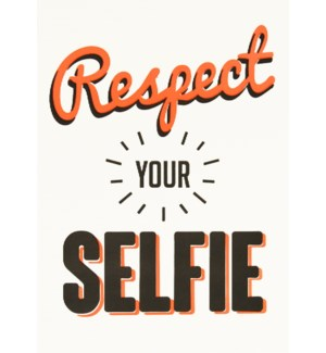 Respect your Selfie|1973
