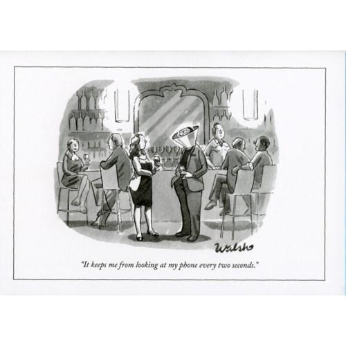 Phone Cone|New Yorker