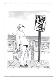 Speedo Limit 5x7|New Yorker