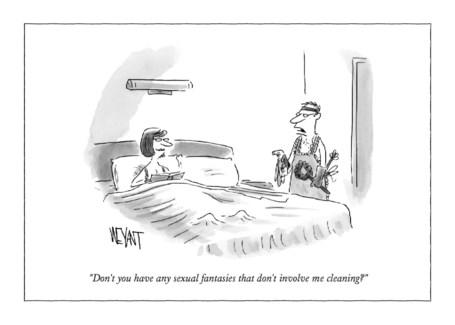 Sexual Fantasies 5x7|New Yorker