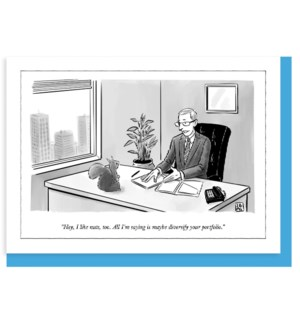 I Like Nuts|New Yorker