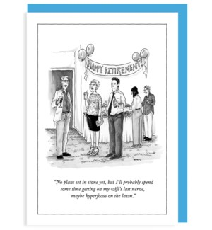 No Plans Left|New Yorker