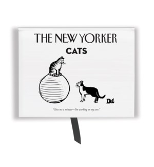 The New Yorker Cats Boxed Notes