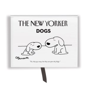The New Yorker Dogs Boxed Notes