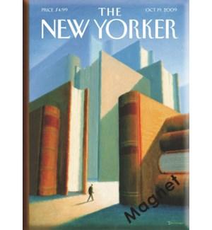 World Of Books - Ny'Er Cvr Hard Magnet