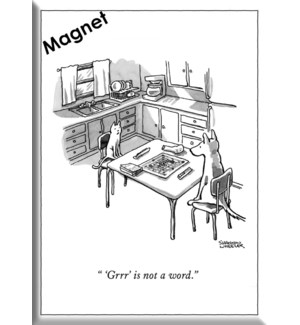 Pet Games Magnet