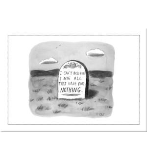 Kale -  Ny'Er Hard Magnet