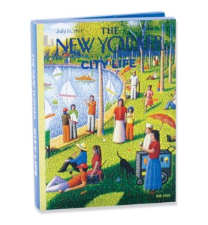 City Life - Nyer Notecard Wallet