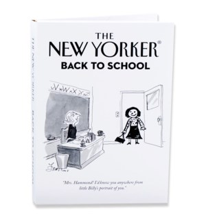 Back To School - Nyer Notecard Wallet