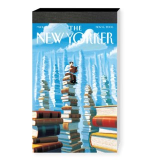 Bookopolis - Nyer Cover Notepad