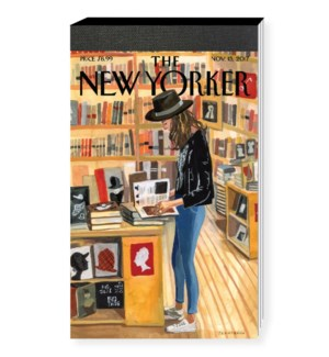 The Strand - Nyer Cover Notepad