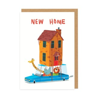 New Home Animals  4.25 x 6  Ohh Deer