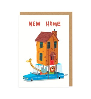 New Home Animals  4.25 x 6 |Ohh Deer