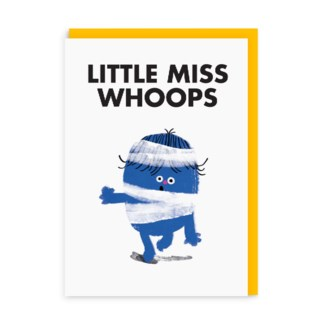Little Miss Whoops  4.25 x 6 |Ohh Deer