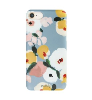 Dusk Florals iPhone Case X
