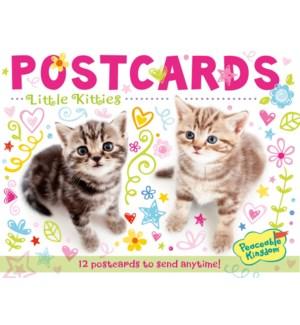 Little Kitties Postcards