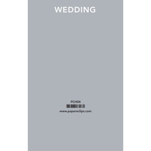 Header - Wedding|Paper E. Clips