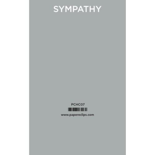 Header - Sympathy Paper E. Clips
