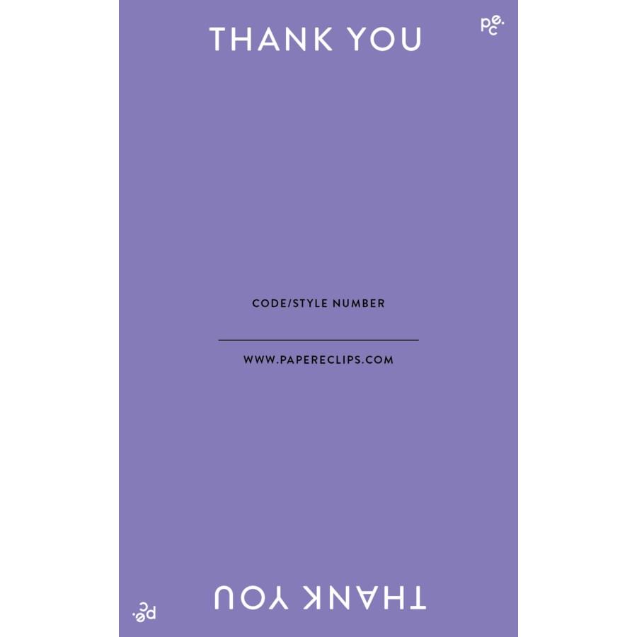 Header - Thank You|Paper E. Clips