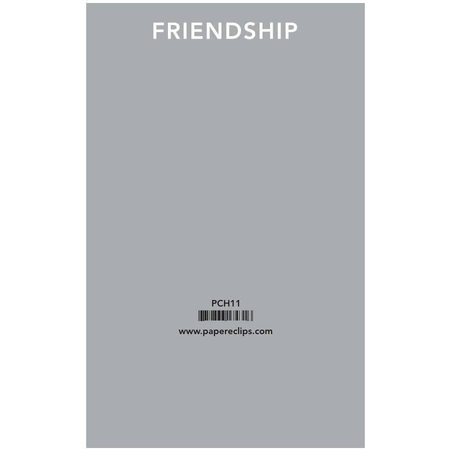 Header - Love & Friendship|Paper E. Clips