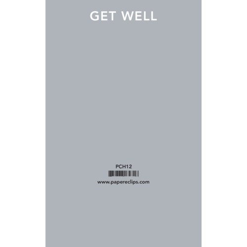 Header - Get Well|Paper E. Clips