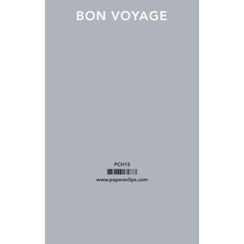 Header - Bon Voyage|Paper E. Clips