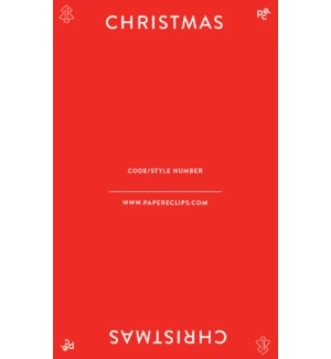 HEADER - Christmas|Paper E. Clips