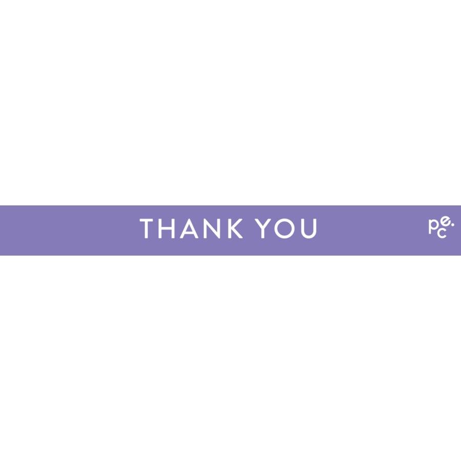 Strip - Thank You Paper E. Clips