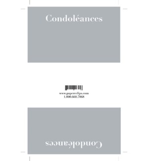 Header - Condoleances|Paper E. Clips