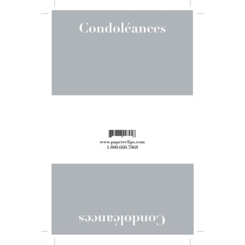 Header - Condoleances|Paper E. Clips