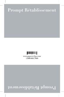 Header - Prompt Retablissement|Paper E. Clips