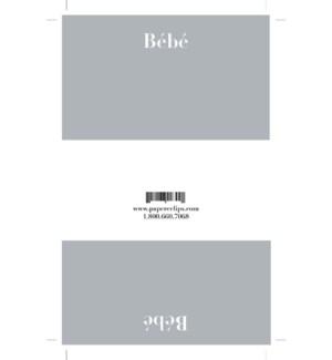 HEADER - Bebe|Paper E. Clips