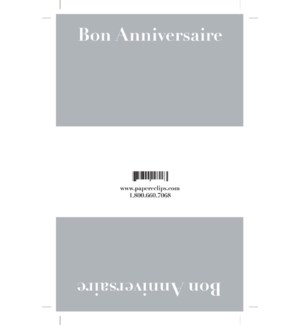 HEADER - Bon Anniversaire|Paper E. Clips