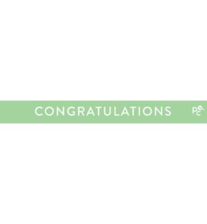 STRIP - Congratulations|Paper E. Clips