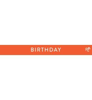 STRIP - Birthday|Paper E. Clips