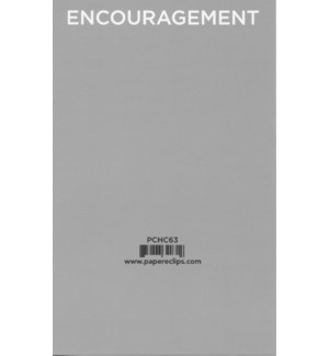 HEADER - Encouragement|Paper E. Clips