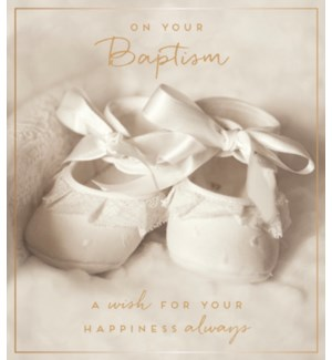 Baby Booties Baptism|Pigment Productions