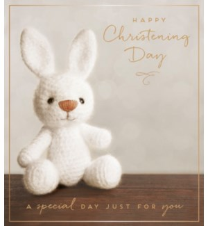 Christening Bunny Toy|Pigment Productions