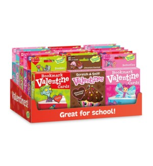 PK Valentine Box  - You  Pick 3 designs (holds 18 boxes)