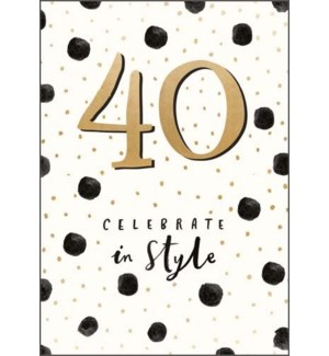 40 Celebrate In Style|Pigment Productions