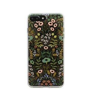 Clear Tapestry iPhone X Case