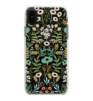 Clear Tapestry iPhone XS Case