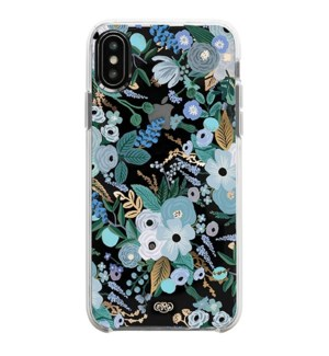 Garden Party Blue iPhone 678 Case