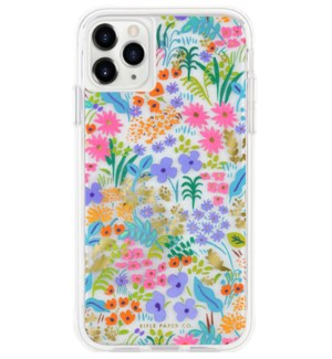 Clear Meadow iPhone 11 Pro Case