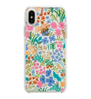 Clear Meadow iPhone XSM Case