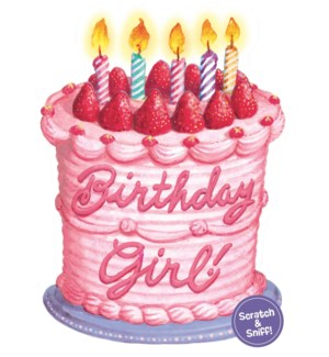 Strawberry Birthday Cake|Peaceable Kingdom