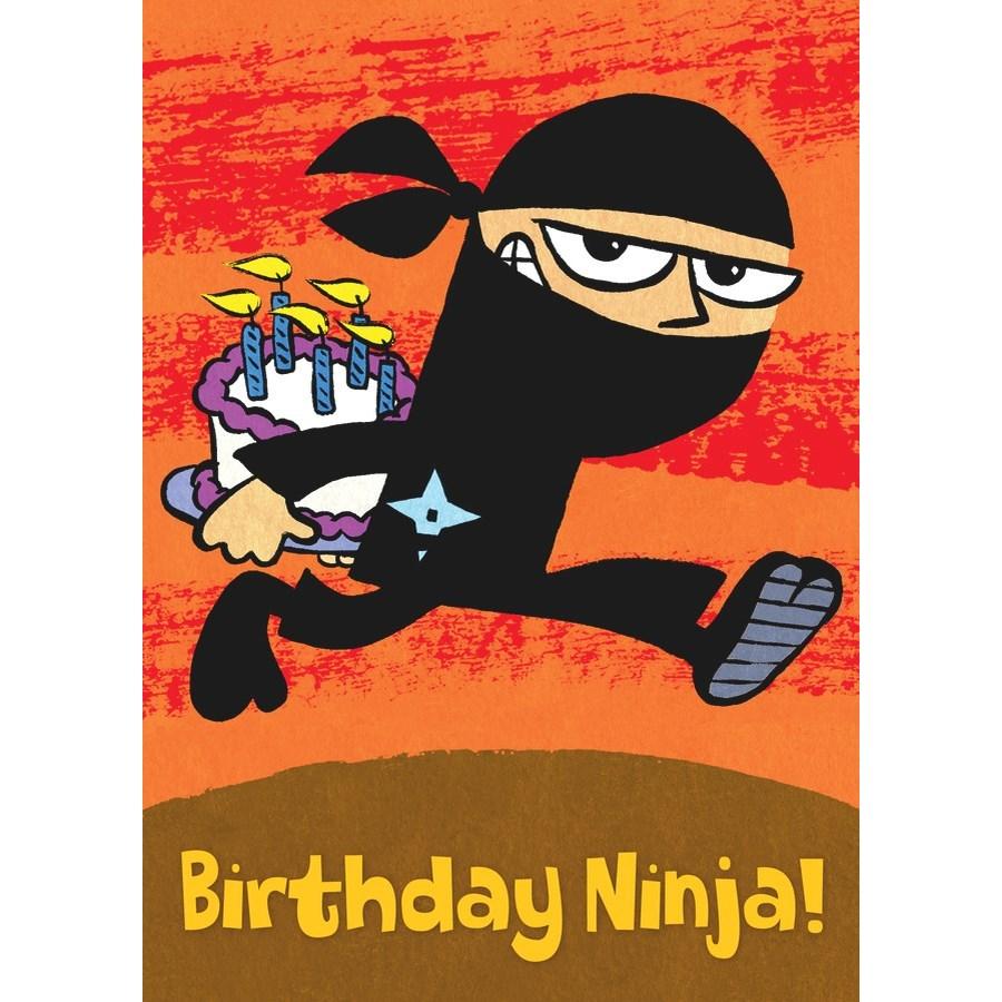 Ninja Birthday|Peaceable Kingdom