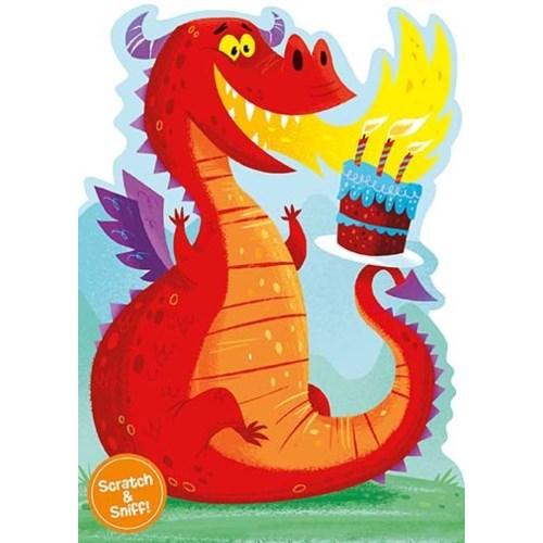Fire Breathing Dragon Scratch|Peaceable Kingdom