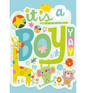 It'S A Boy|Peaceable Kingdom