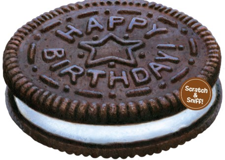 Chocolate Cookie Scratch & Sniff Card|Peaceable Kingdom